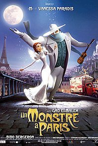Watch A Monster In Paris Online