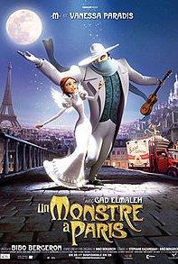 Watch A Monster In Paris Online