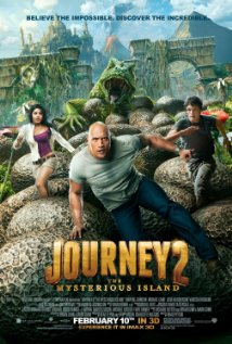 Watch Journey 2: The Mysterious Island (2012) Online