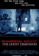 Watch Paranormal Activity: The Ghost Dimension Online