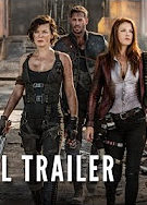 Resident Evil: The Final Chapter Movie Trailer